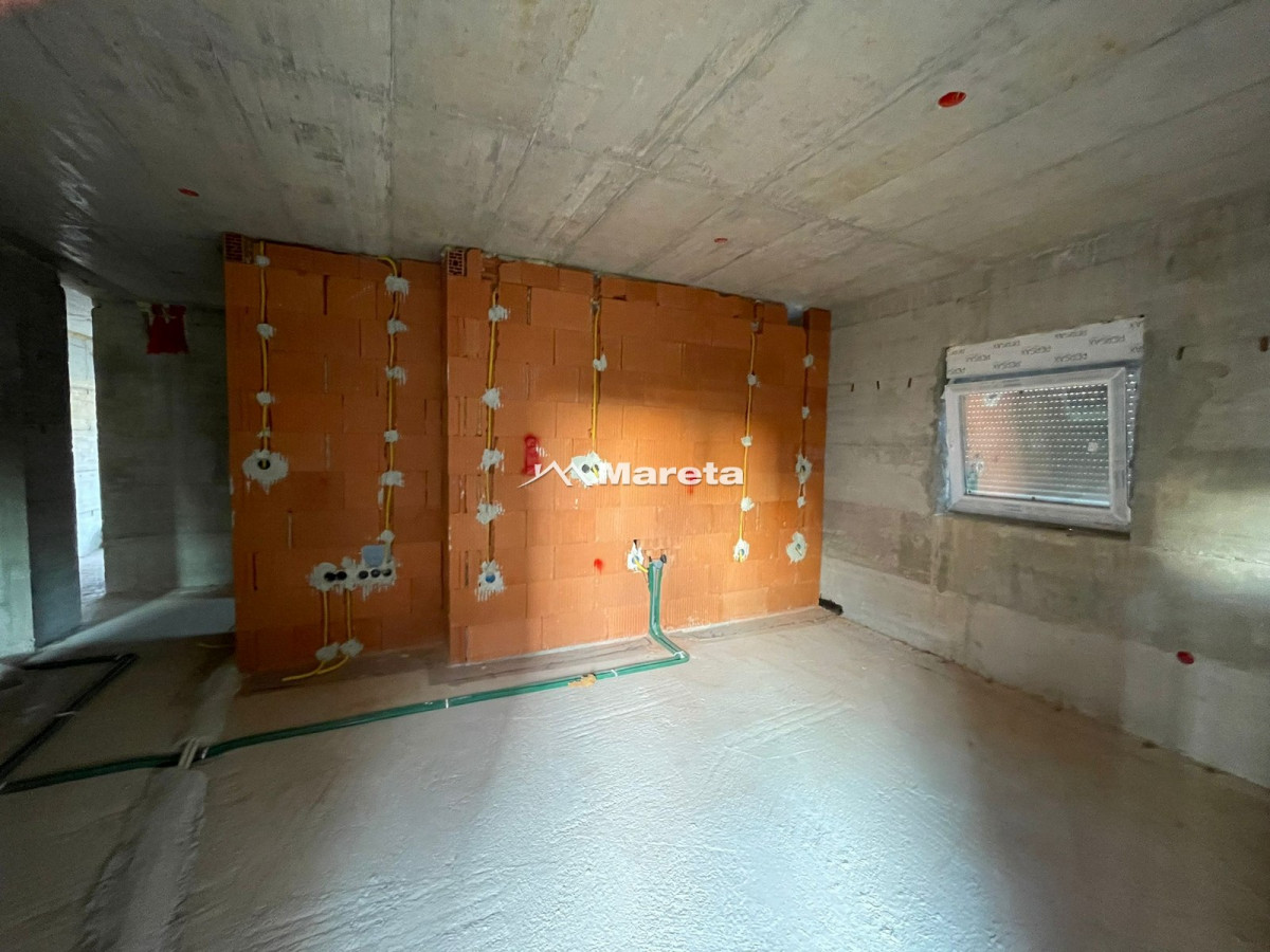 ZADAR - PETRIĆI dvosoban stan 59 m2 - prizemlje - lokacija